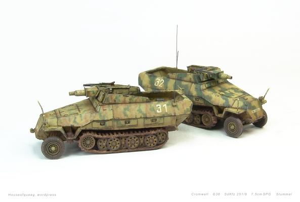 G36 SdKfz251-9 Stummel p05